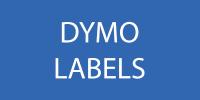 Dymo labels / etiketten