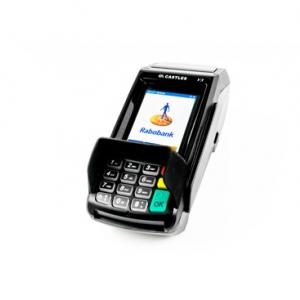 Rabobank Pinbox Compact vast contactloze toonbank betaalautomaat