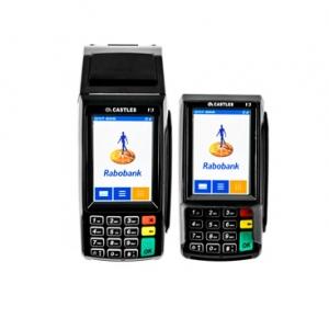 Rabobank Pinbox Vast vast contactloze toonbank betaalautomaat